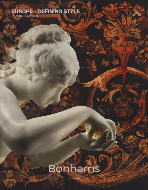 Bonhams July 2015 Europe - Defining Style