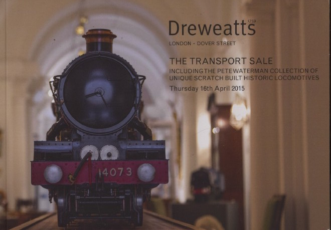 Dreweatts April 2015 The Transport Sale