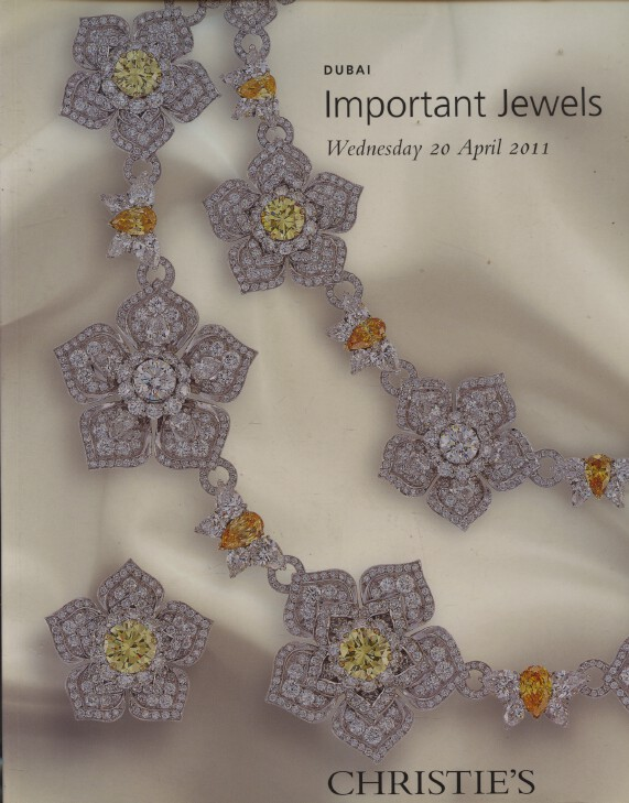 Christies April 2011 Important Jewels