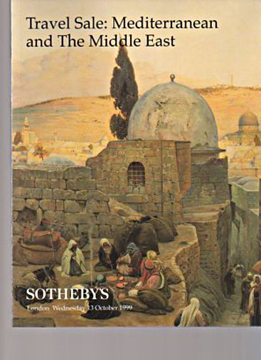 Sothebys 1999 Travel Sale, Mediterranean & The Middle East