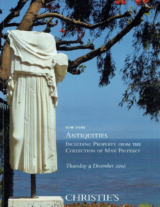 Christies December 2010 Antiquities Collection of Max Palevsky
