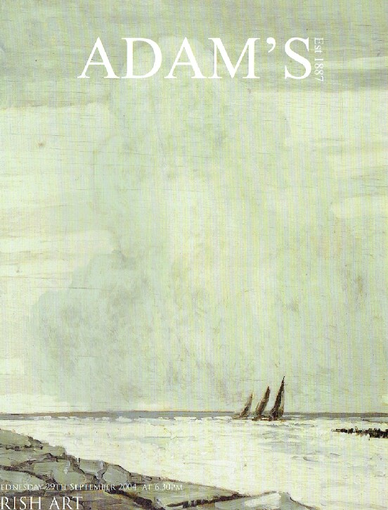 Adams September 2004 Irish Art