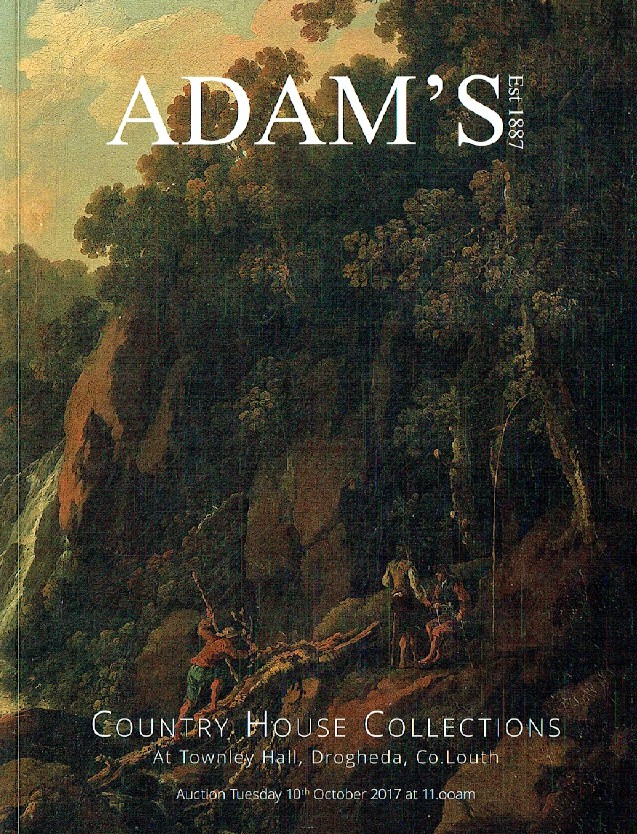 Adams October 2017 Country House Collections at Townley Hall