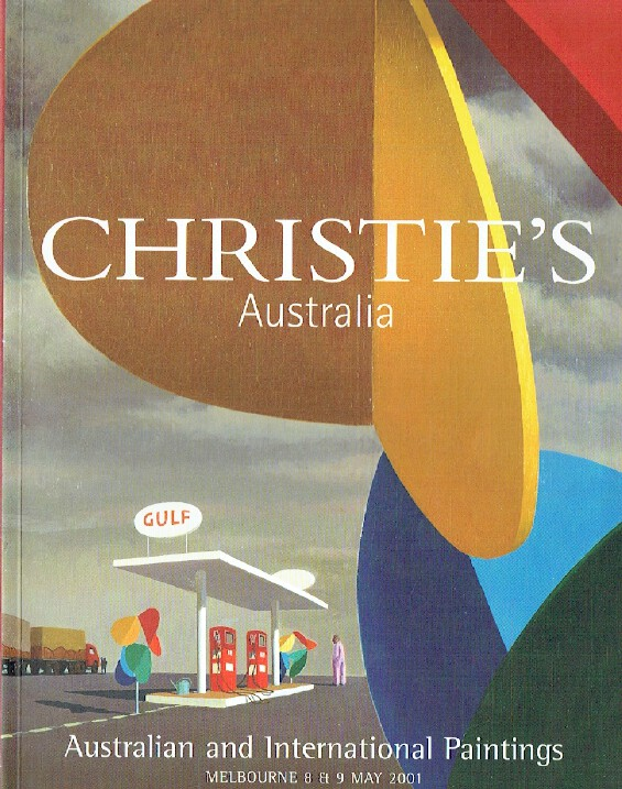 Christie's May 2001 Australian & International Paintings