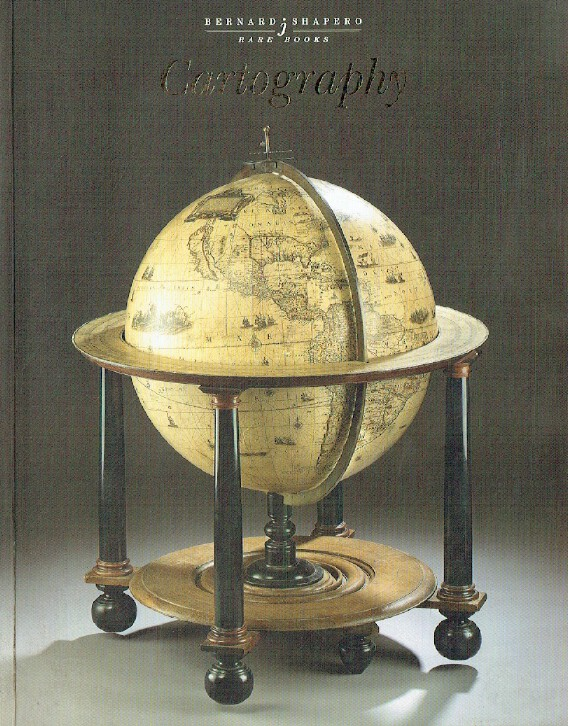 Bernard J. Shapero 2006 Cartography - A Selection from Stock
