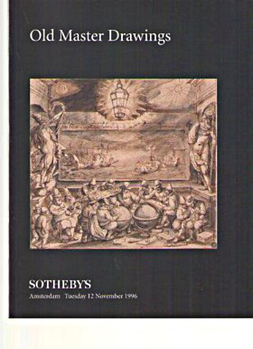 Sothebys November 1996 Old Master Drawings
