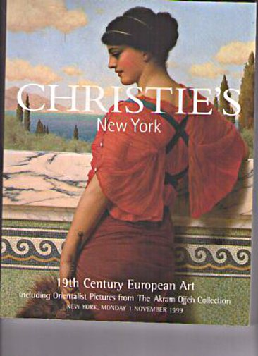 Christies 1999 19th C European Art Ojjeh Collection Orientalists