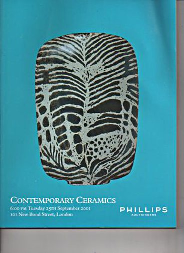 Phillips 2001 Contemporary Ceramics