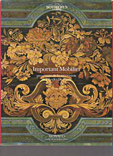1986 November 24 Antiquities//Islamic Art New York Auction Catalog: Sothebys