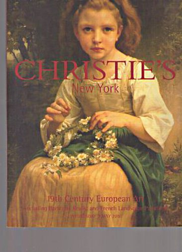 Christies 2001 19th C European Art & French Landscape Paintings