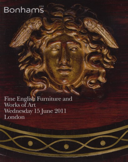 Bonhams 2011 Fine English Furniture and Works of Art