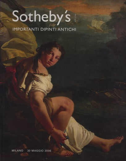 Sothebys 2006 Important Old Master Paintings