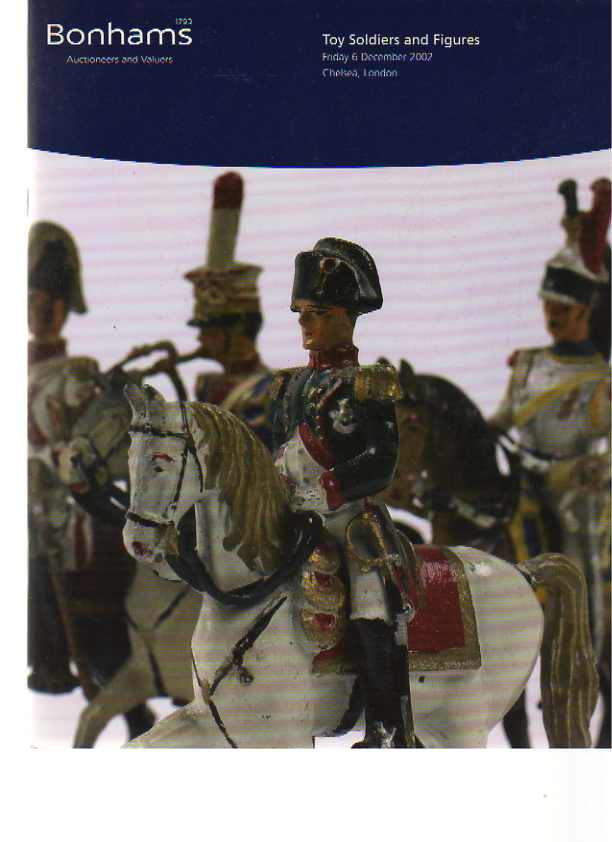 Bonhams 2002 Toy Soldiers and Figures
