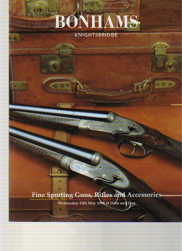 Bonhams 1999 Fine Sporting Guns, Rifles, Accessories
