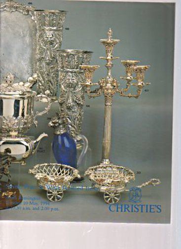 Christies 1994 Silver, Plate & 115 Corkscrews