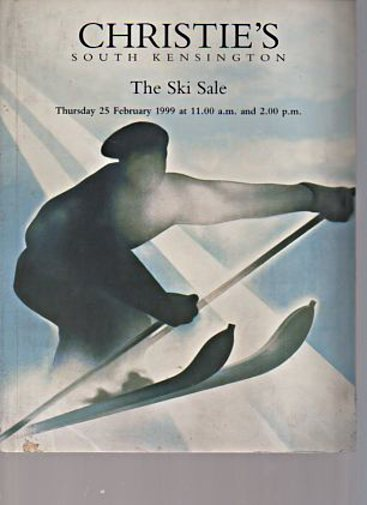 Christies 1999 The Ski Sale