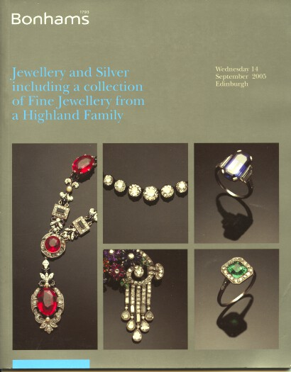 Bonhams 2005 Jewellery & Silver