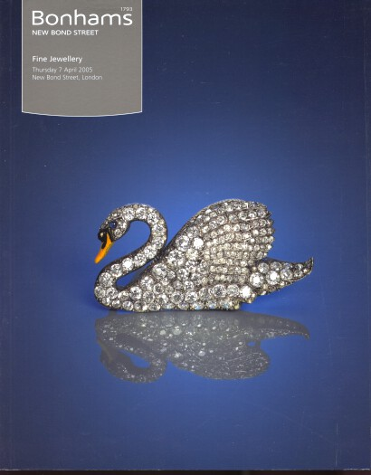 Bonhams 2005 Fine Jewellery