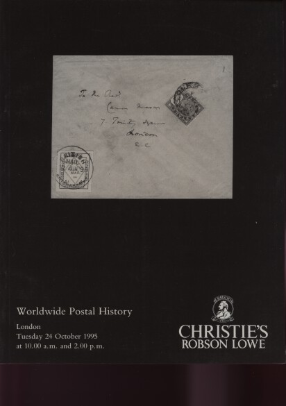 Christies 1995 Worldwide Postal History