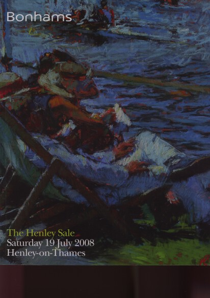 Bonhams 2008 Marine, Paintings, Angling, Scentific etc