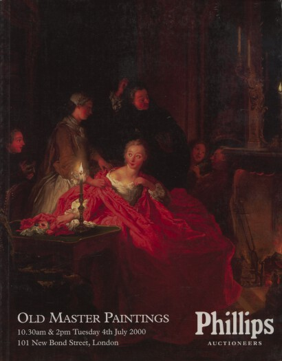 Phillips 2000 Old Master Paintings