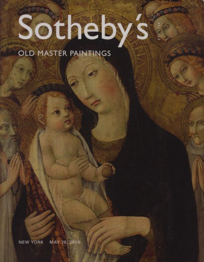 Sothebys 2005 Old Master Paintings