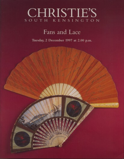 Christies 1997 Fans and Lace