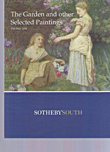Sothebys 2000 The Garden & other selected Paintings