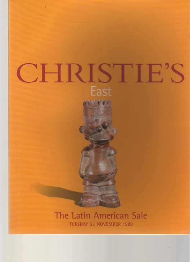 Christies 1999 The Latin American Sale
