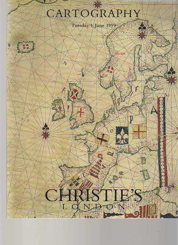 Christies 1999 Cartography