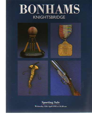 Bonhams 1995 Sporting Sale