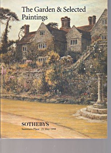 Sothebys 1998 The Garden & Selected Pictures