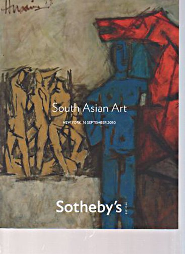 Sothebys 2010 South Asian Art