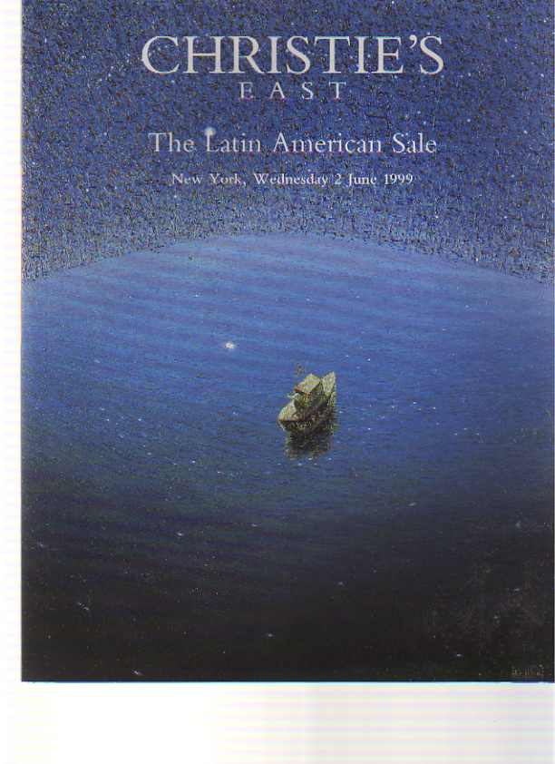 Christies June 1999 The Latin American Sale