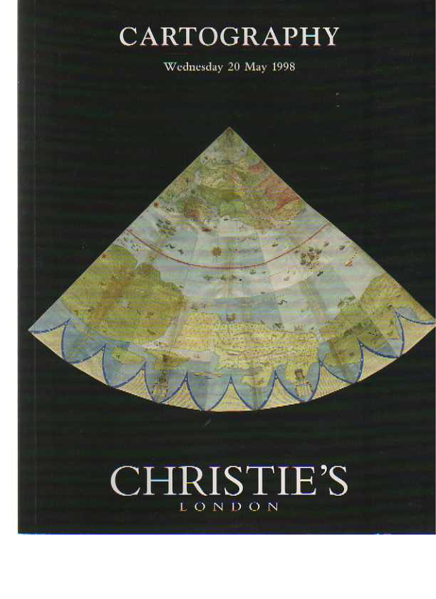 Christies 1998 Cartography