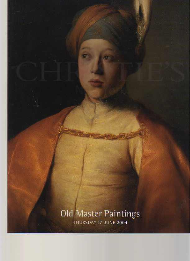 Christies 2004 Old Master Paintings