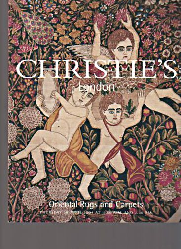 Christies 2004 Oriental Rugs and Carpets