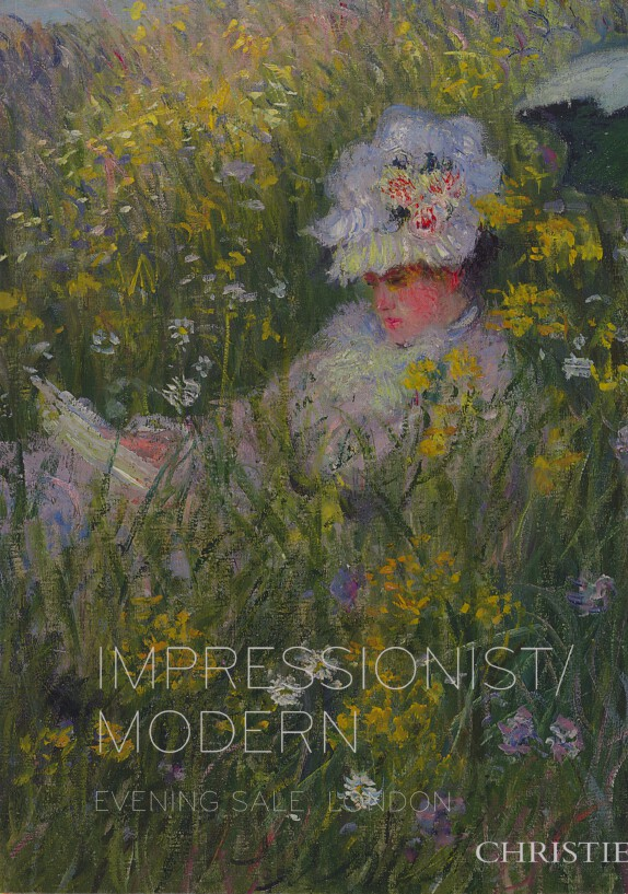 Christies February 2009 Impressionist and Modern Art - Evening Sale