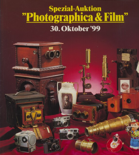 Auction Team Koln October 1999 Photographica & Film