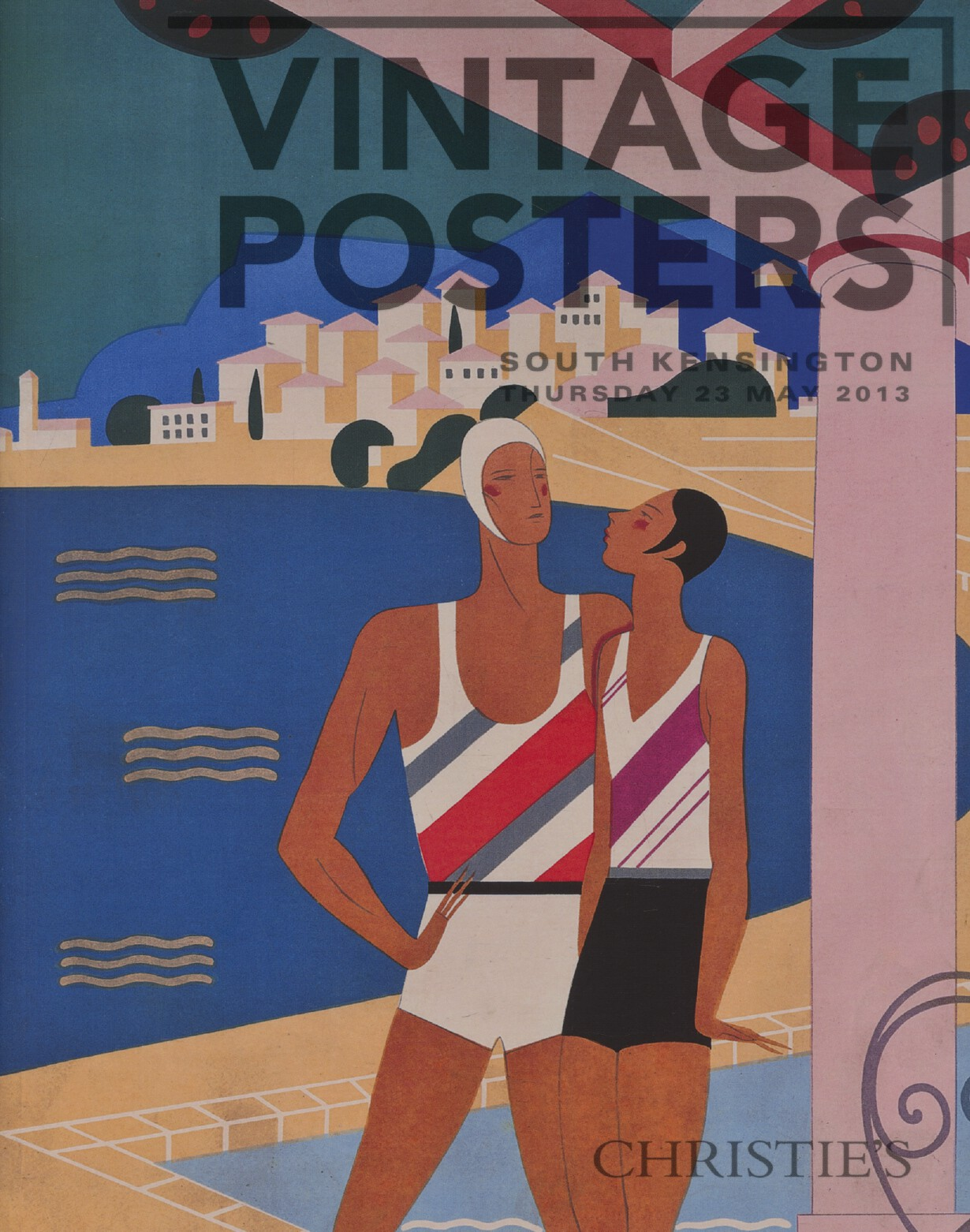 Christies May 2013 Vintage Posters