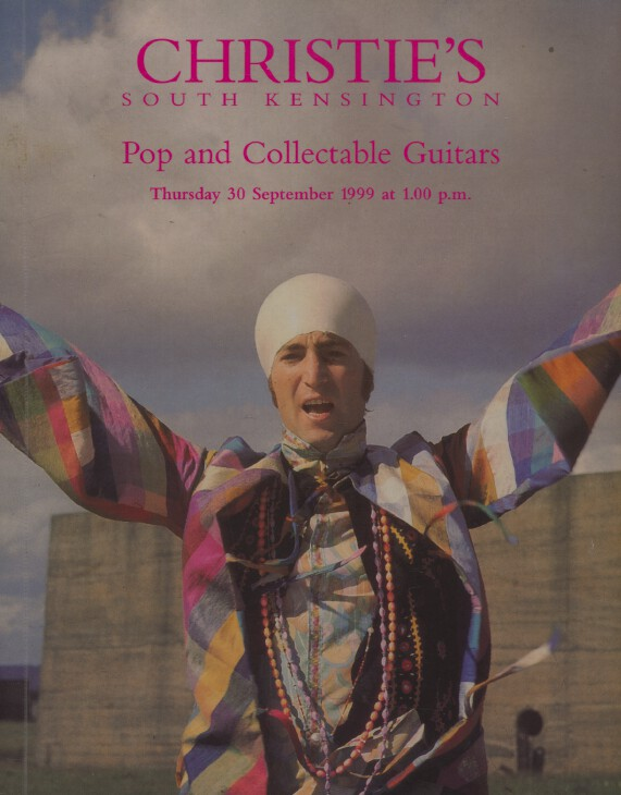 Christies September 1996 Pop and Collectable Guitars