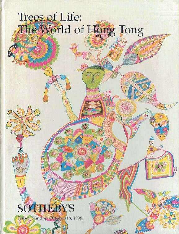 Sothebys October 1998 Trees of Life : The World of Hong Kong