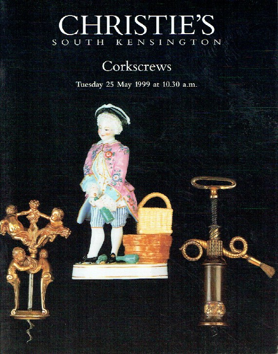 Christies May 1999 Corkscrews