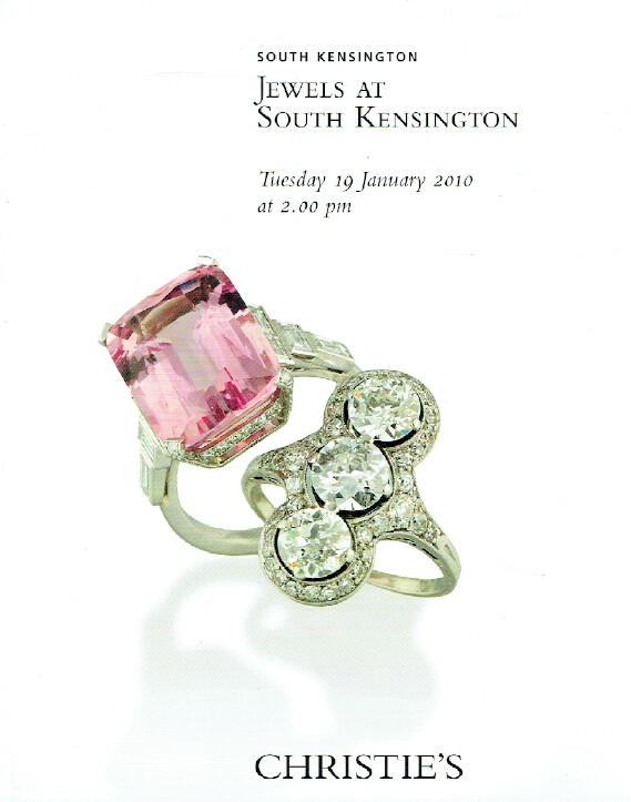 Christies January 2010 Jewels at South Kensington