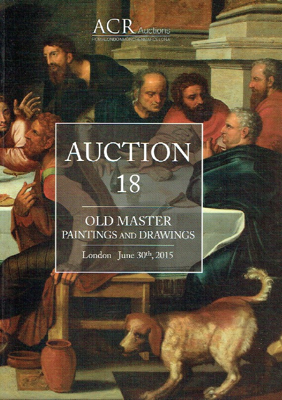 ACR June 2015 Old Master Paintings and Drawings, Antiquities