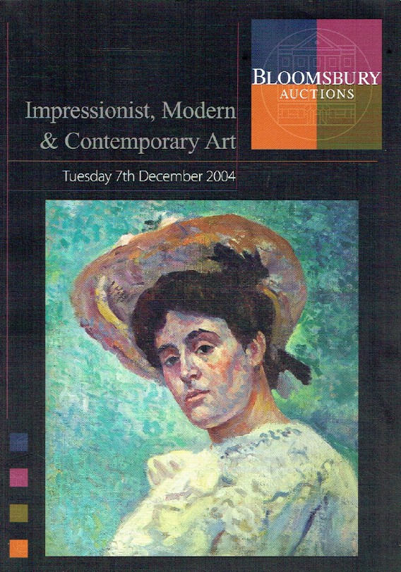Bloomsbury December 2014 Impressionist, Modern & Contemporary Art