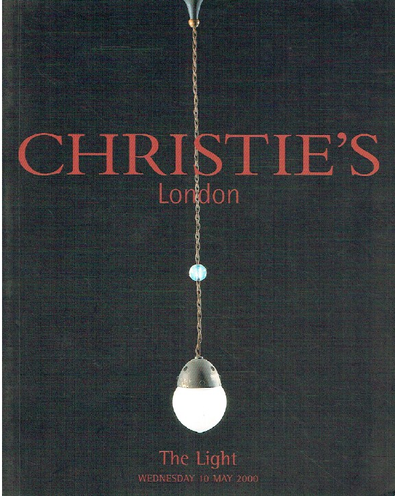 Christies May 2000 The Light