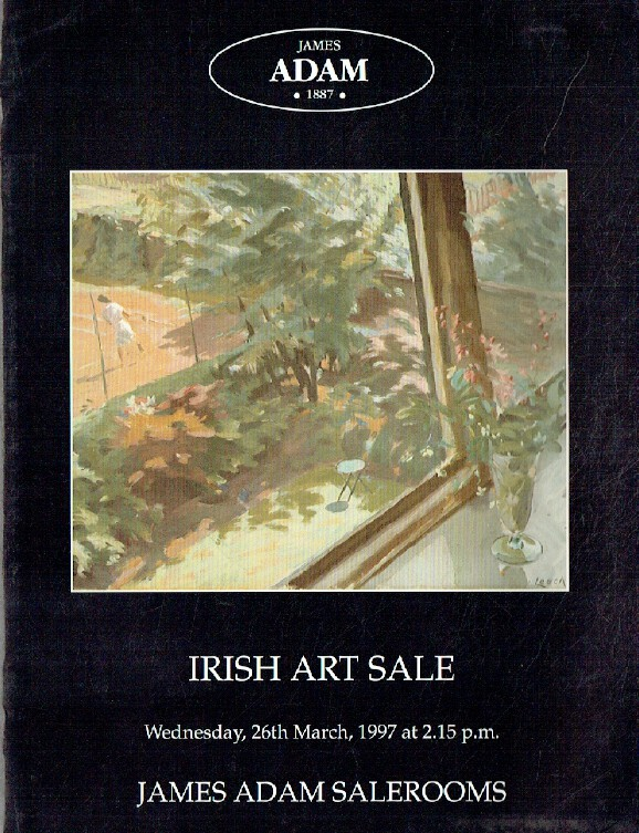 Adam March 1997 Irish Art Sale