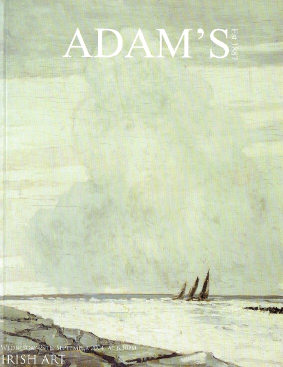 Adams September 2006 Irish Art