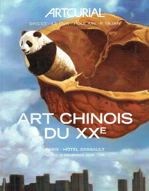 Artcurial December 2006 20th Century Chinese Art